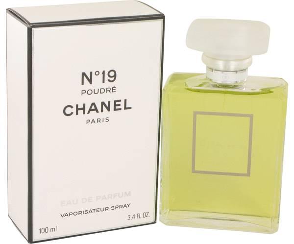Chanel 19 Poudre Perfume
