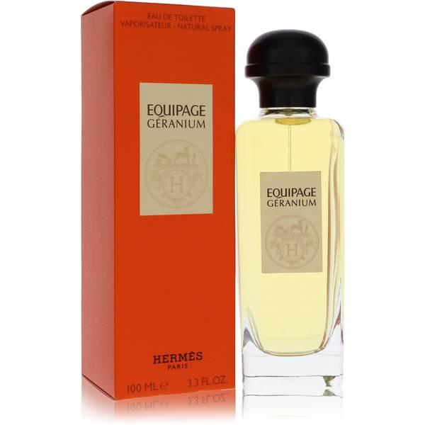 Equipage Geranium Perfume