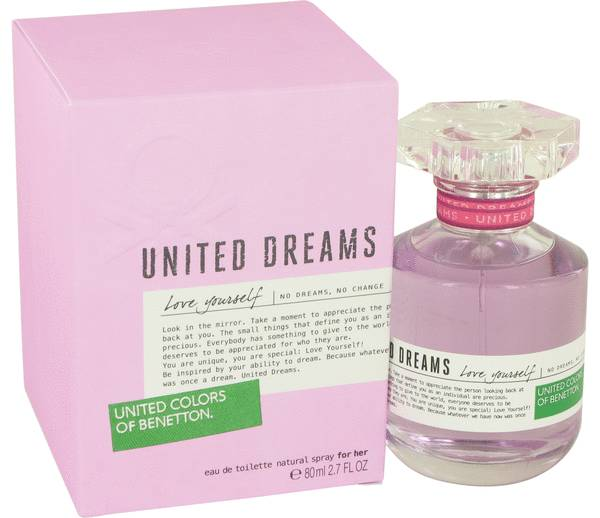 United Dreams Love Yourself Perfume