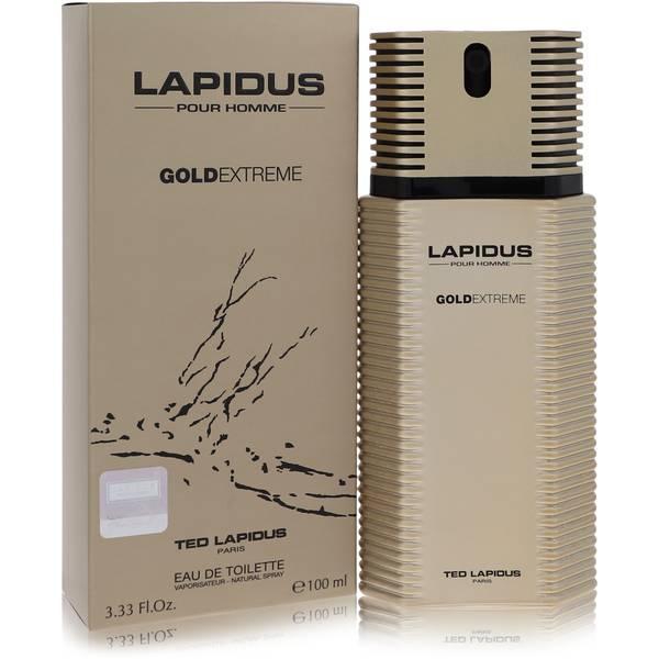 Lapidus Gold Extreme Cologne