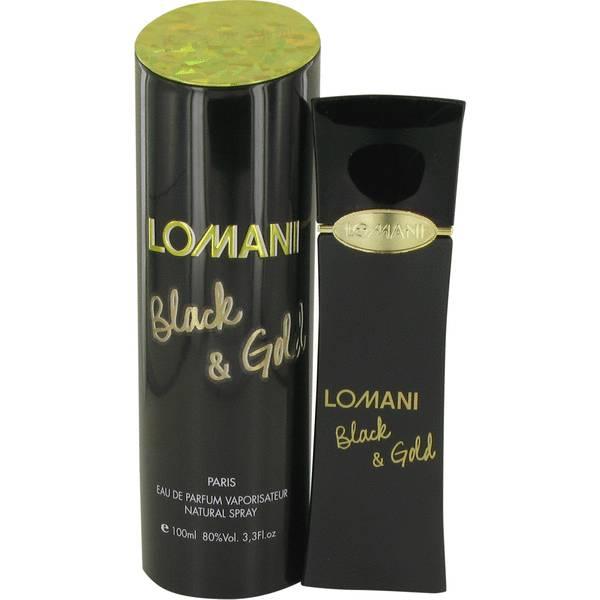 Lomani Black & Gold Perfume