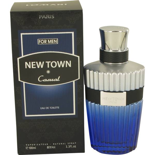 Lomani New Town Casual Cologne