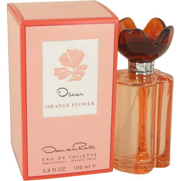 Oscar Orange Flower Perfume