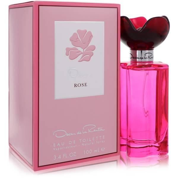 Oscar Rose Perfume by Oscar De La Renta