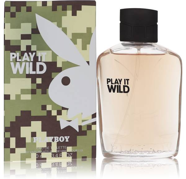 Playboy Play It Wild Cologne