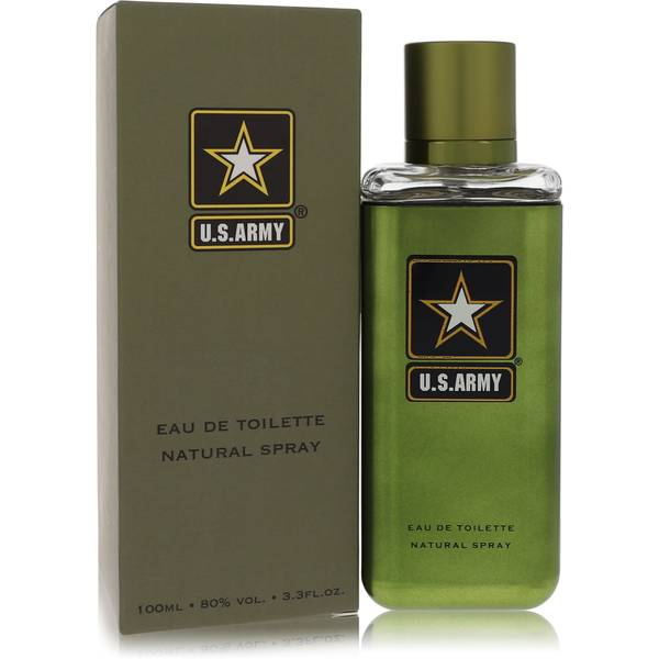Us Army Green Cologne