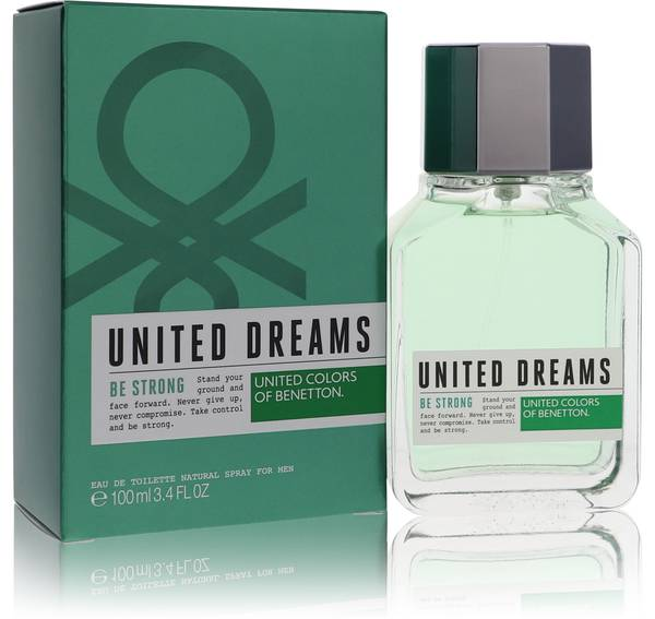 United Dreams Be Strong Cologne