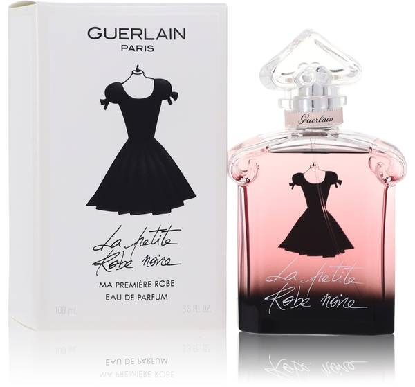 la petite robe noire ma premiere robe perfume by guerlain. Black Bedroom Furniture Sets. Home Design Ideas