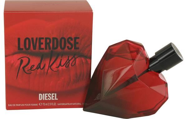 Loverdose Red Kiss Perfume