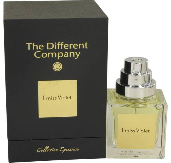I Miss Violet Perfume