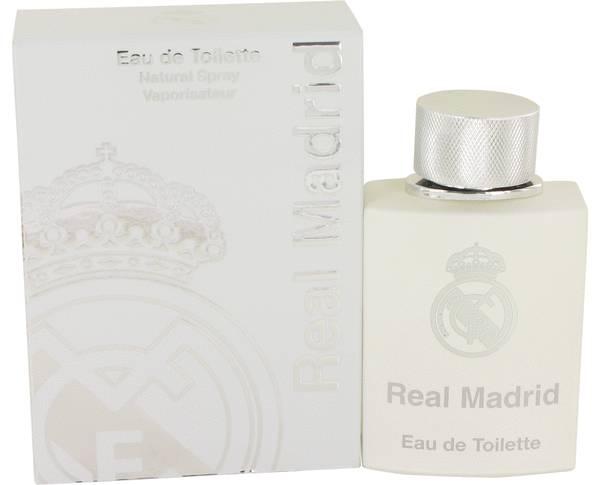 Real Madrid Perfume
