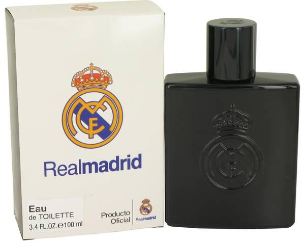 Real Madrid Black Cologne
