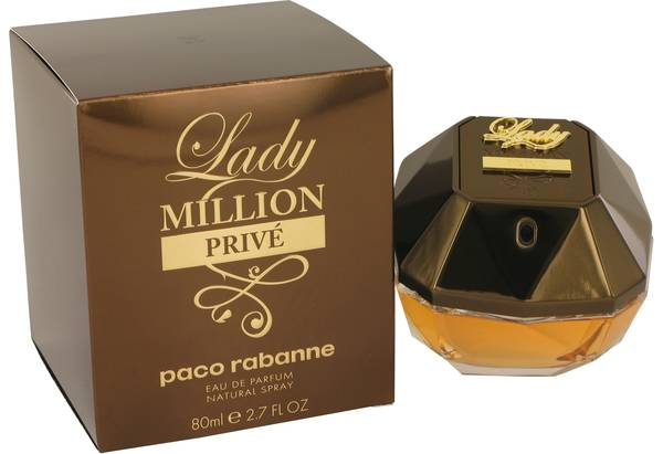 Lady Million Prive Perfume