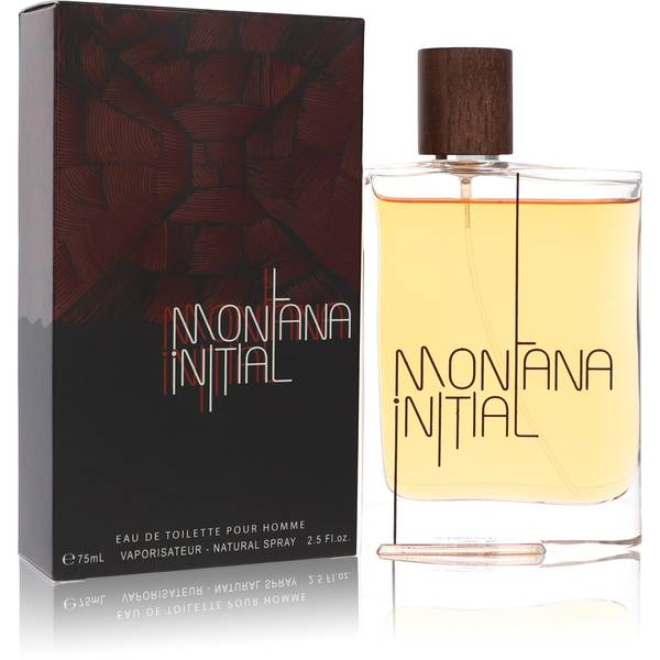 Montana Initial Cologne by Montana