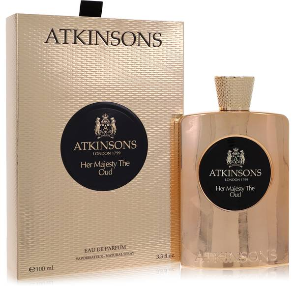 Her Majesty The Oud Perfume