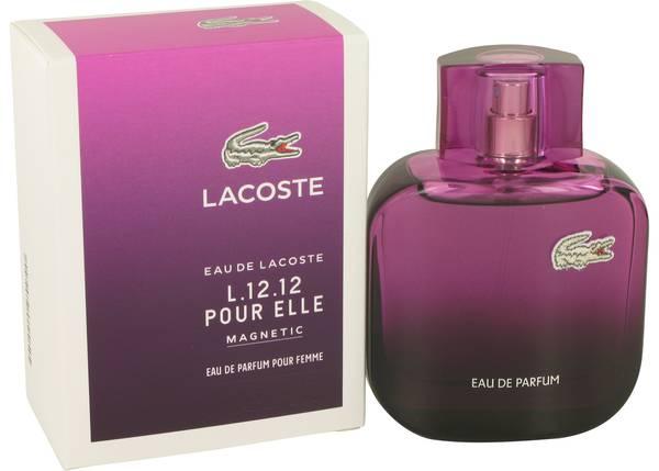 Lacoste Eau De Lacoste L.12.12 Magnetic Perfume by Lacoste