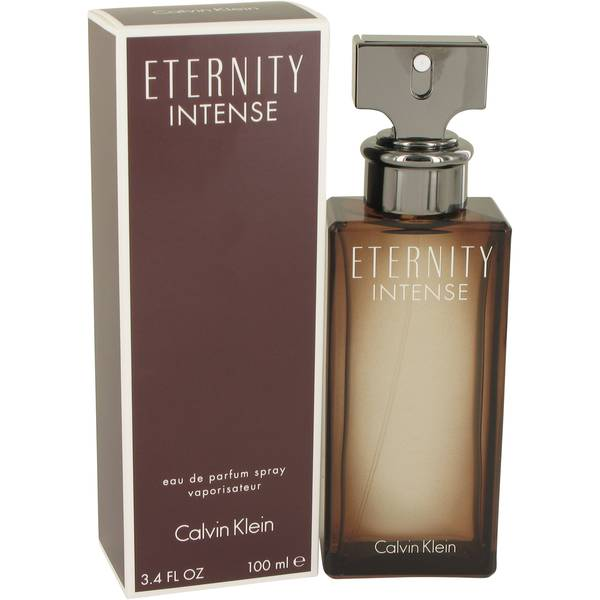 Eternity Intense Perfume By Calvin Klein For Women