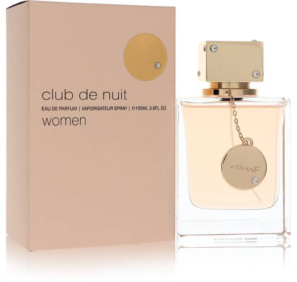 Club De Nuit Perfume