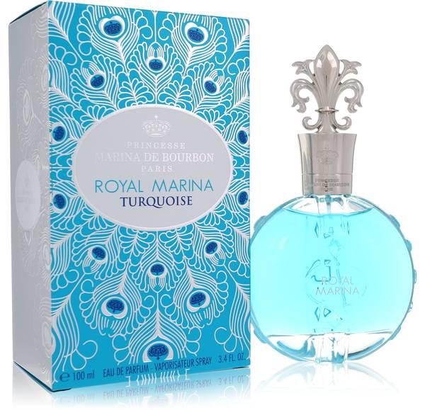 Royal Marina Turquoise Perfume