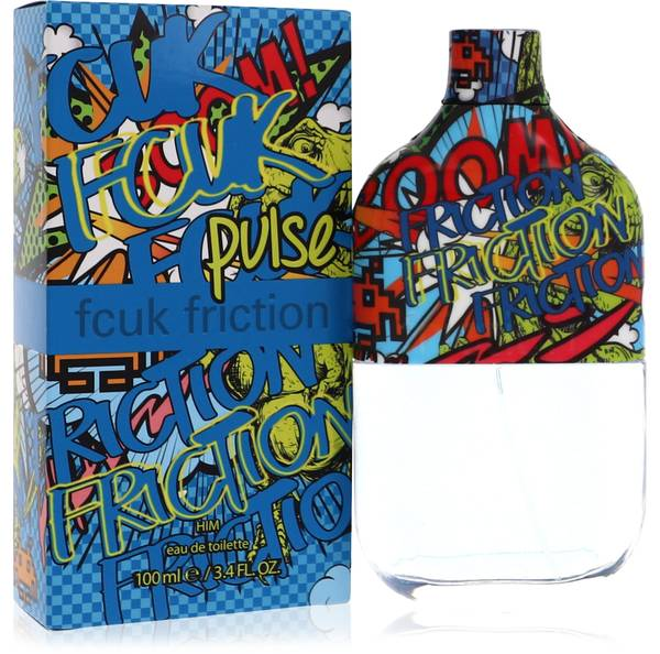 Fcuk Friction Pulse Cologne