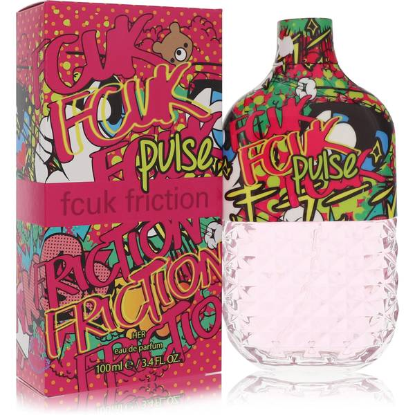 Fcuk Friction Pulse Perfume