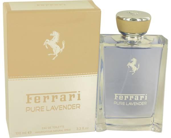 Ferrari Pure Lavender Cologne