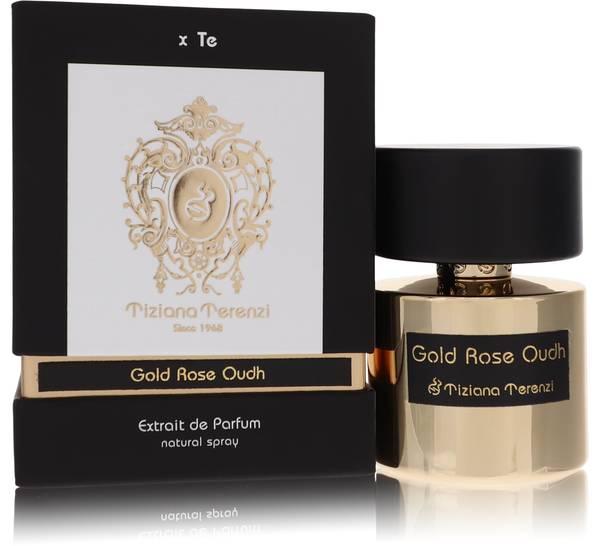 Gold Rose Oudh Perfume