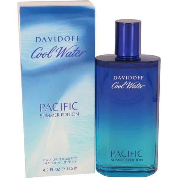Cool Water Pacific Summer Cologne
