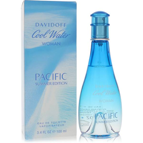 Cool Water Pacific Summer Perfume