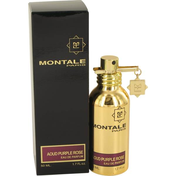 Montale Aoud Purple Rose Perfume by Montale