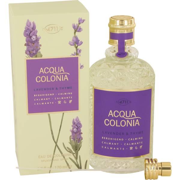 4711 Acqua Colonia Lavender & Thyme Perfume