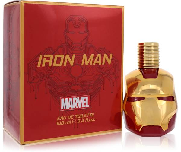 Iron Man Cologne