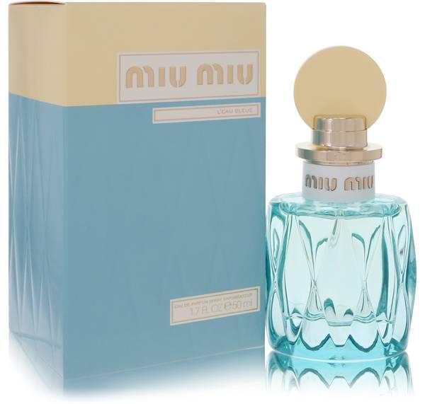 Miu Miu L'eau Bleue Perfume