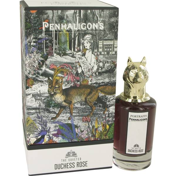 The Coveted Duchess Rose Perfume