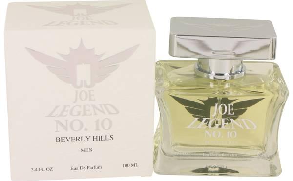 Joe Legend No. 10 Cologne