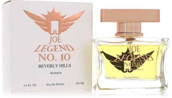Joe Legend No. 10 Perfume
