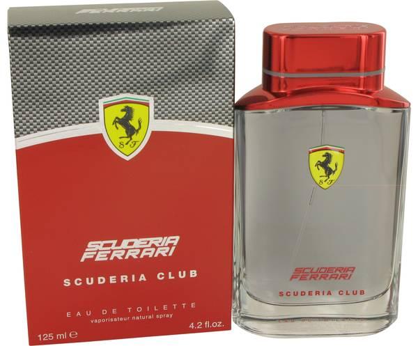 Ferrari Scuderia Club Cologne
