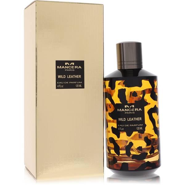 Mancera Wild Leather Perfume
