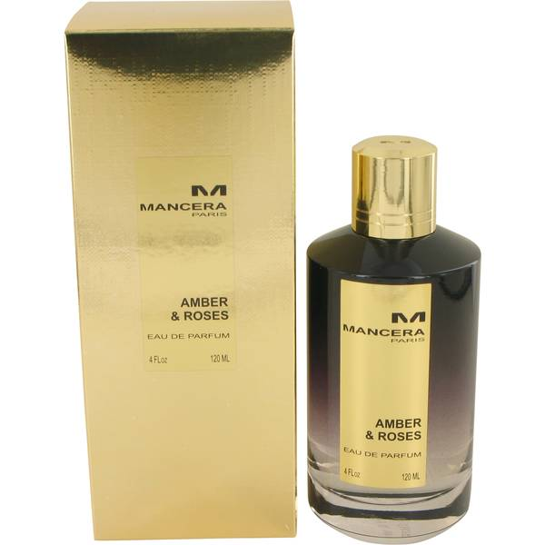 Mancera Amber & Roses Perfume
