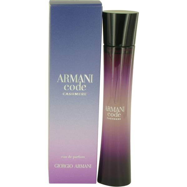 The sophisticated flavor of Armani Code