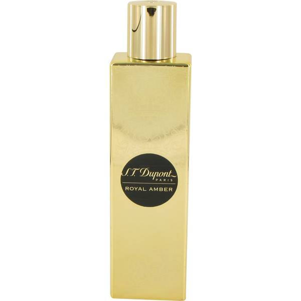 St Dupont Royal Amber Perfume