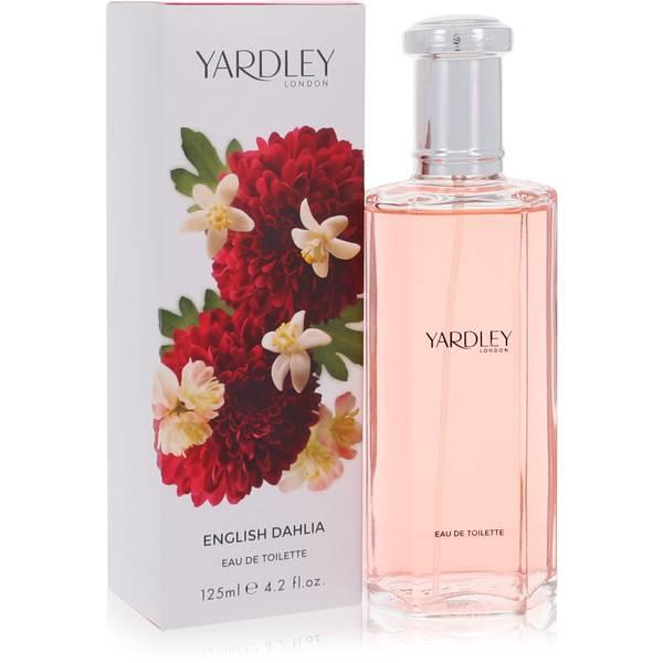 English Dahlia Perfume