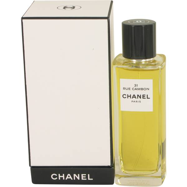 31 Rue Cambon Perfume