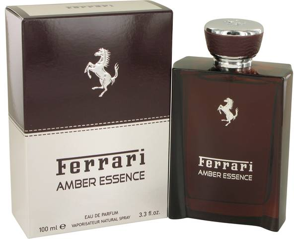 Ferrari Amber Essence Cologne