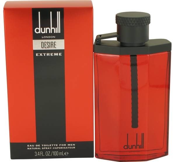 Desire Red Extreme Cologne