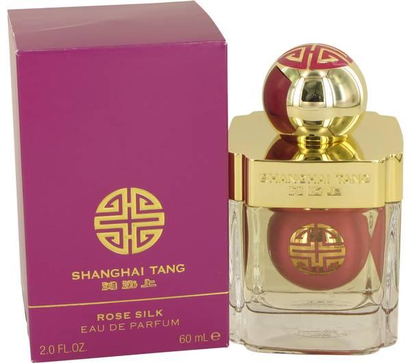 Shanghai Tang Rose Silk Perfume