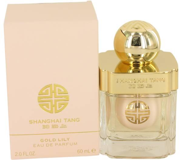 Shanghai Tang Gold Lily Perfume