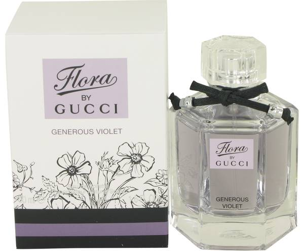 Flora Generous Violet Perfume
