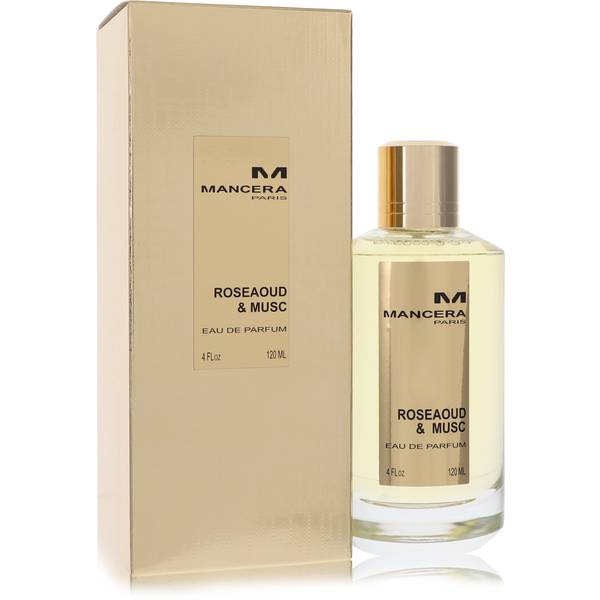 Mancera Roseaoud & Musc Perfume