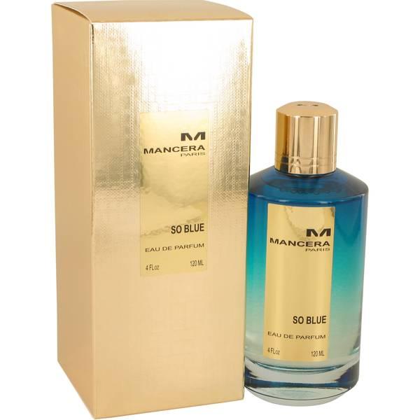 Mancera So Blue Perfume